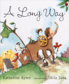 A Long Way book cover
