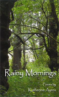 Rainy Mornings poetry book cover