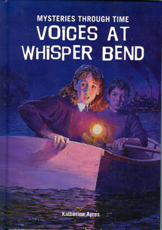 Voices at Whisper Bend book cover